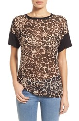 Women's Cj By Cookie Johnson 'Everlasting' Print Front Tee