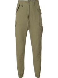 Publish Cargo Pants Green