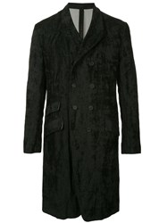 Forme D'expression Db Reefer Coat Black