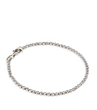 Carolina Bucci White Gold Kaleidoscope Disco Ball Bracelet Female