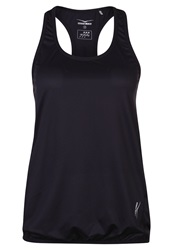 Venice Beach Kuler Top Black