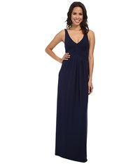 Tart Tonia Maxi Peacoat Women's Dress Blue
