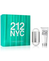 Carolina Herrera 2 Pc. 212 Nyc Gift Set No Color