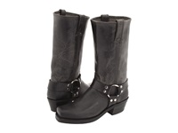 Frye Harness 12R Charcoal Old Town Women's Pull On Boots Bronze