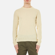 Ymc Men's Skate Or Die Knitted Jumper Cream