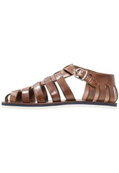 Melvin And Hamilton Sandals Classic Tan
