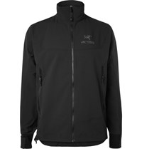Arc'teryx Gamma Lt Tretch Hell Jacket Black