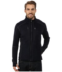 Kuhl Interceptr Jacket Mutiny Blue Men's Coat Black