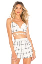 House Of Harlow X Revolve Upton Top White