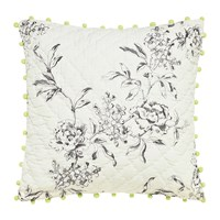 Joules London In Bloom Cushion 40X40cm