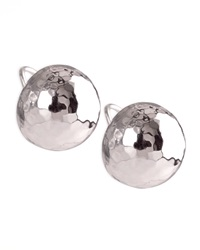 Ippolita Glamazon Silver Clip Earrings Small