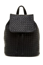 Urban Expressions Hadley Woven Backpack Black