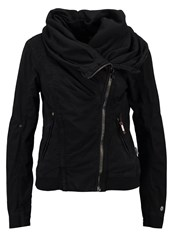 Khujo Jewel Summer Jacket Black Smu