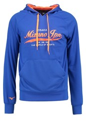 Mizuno Heritage Sweatshirt Nautical Blue