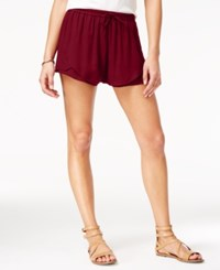 American Rag Tulip Shorts Only At Macy's Zinfandel