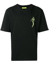 Ex Infinitas Approach T Shirt Black