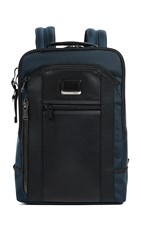 Tumi Alpha Bravo Davis Backpack Navy