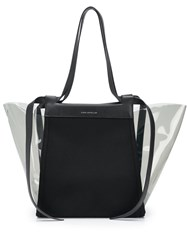 Elena Ghisellini Large Inseparable Tote Black