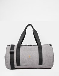 Farah Dorell Barrel Bag Grey