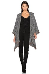 525 America Tweed Wrap Black