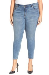 Plus Size Women's Cj By Cookie Johnson 'Wisdom' Stretch Ankle Skinny Jeans