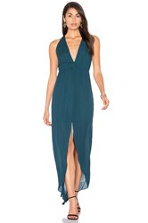 Rory Beca Maid Hampton Gown Teal