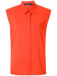 Andrea Marques Structured Shoulders Shirt 60