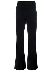 Citizens Of Humanity 'Fleetwood' Flare Trousers Black