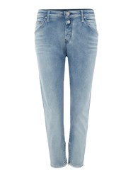 Replay Pilar Boyfriend Jeans Blue