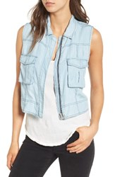 Bb Dakota Women's Xavier Chambray Vest
