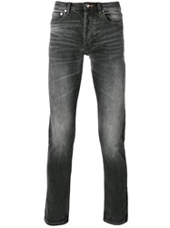 Paul Smith Faded Effect Jeans Grey