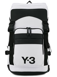 Y 3 Ultratech Backpack White