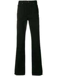 Calvin Klein 205W39nyc Regular Trousers Cotton Black