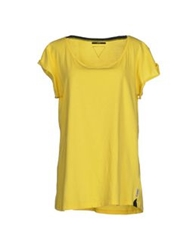 Meltin Pot T Shirts Yellow