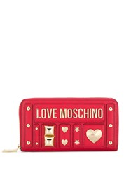 Love Moschino Studded Wallet 60