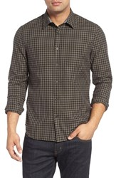 Ag Jeans Men's Knox Trim Fit Check Sport Shirt