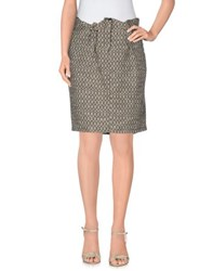 Jo No Fui Skirts Knee Length Skirts Women