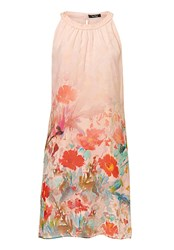 Vera Mont Floral Print Dress Multi Coloured