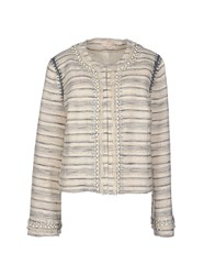 Tory Burch Suits And Jackets Blazers Women Beige