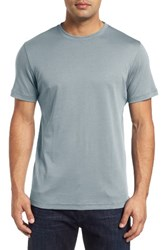 Robert Barakett Men's 'Georgia' Crewneck T Shirt New Quarry