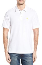 Tommy Bahama Men's Big And Tall Tropicool Spectator Pique Polo