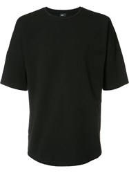 Publish Plain T Shirt Black