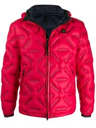 Blauer Quilted Padded Jacket 60