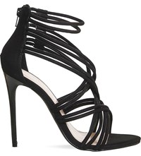 Office Nadia Strappy Heeled Sandals Black