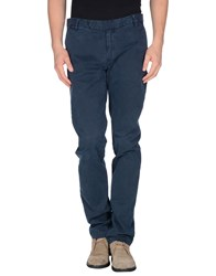 Original Vintage Style Trousers Casual Trousers Men Dark Blue