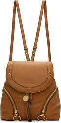 See By Chloe Tan Olga Backpack