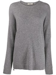 Odeeh Crewneck Jumper Grey