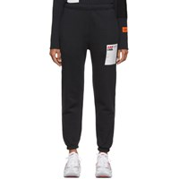 Heron Preston Black Label Lounge Pants