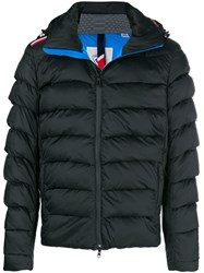 Rossignol Hooded Puffer Jacket Black