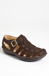Alegria 'Martinique' Sandal Cafe Nubuck